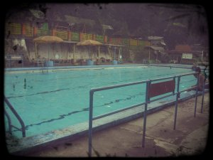Metro Public Pool which is situated in Kepanjen town, Malang